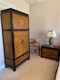 Century furniture 'Chin Hua'  bedroom suite