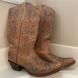 Corral Vintage Leather Boots