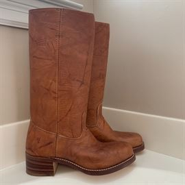 Frye boots....new!