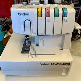 Brother Coverstitch model  2340CV
