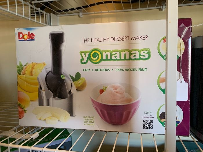 Yonanas Dessert Maker
