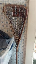Old Lacrosse Stick
