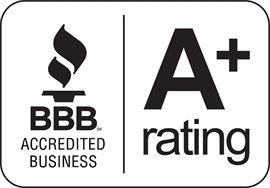 Worthington is a BBB accredited company with an A+ rating.