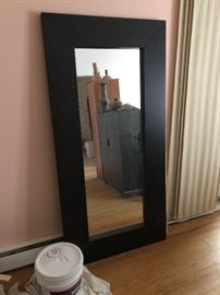Very Large Oversized Wall or Floor Mirror