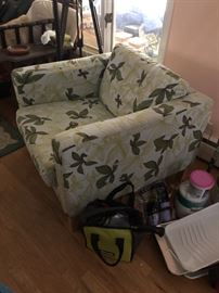 Pair of Living Room Chairs (1 of 2)