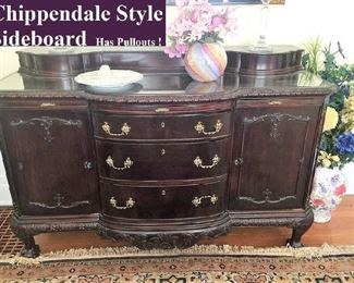 Chippendale Style Sideboard/buffet