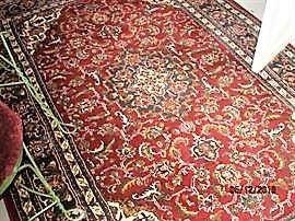 "Oriental hand tied Aubossan rug - 11'4"" x 15'"
