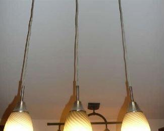 3 Pendent Ceiling Light Fixture