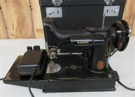 1949 Singer Featherweight Sewing Machine