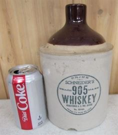 Schneider's 905 Whiskey Jug