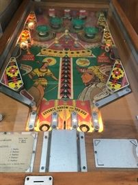 Arrowhead Pinball Machine