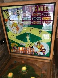 Gottlieb's Hit -n-Run Pinball machine