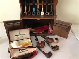Vintage Pipe Collection