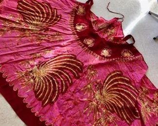 Unique Batik Halter