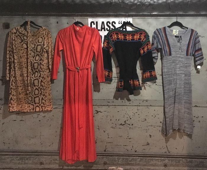 Vintage Clothing Galore