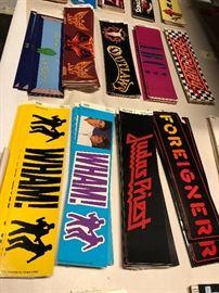 Rock Bumper Stickers