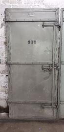 94 x 42 Steel Fire Door