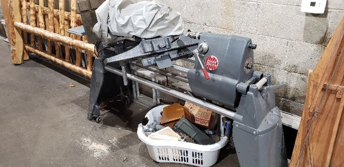 Like New ShopSmith with many accessories and manual
