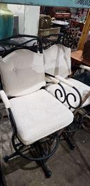Patio Chairs Tallboy
