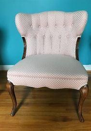 Tufted Ladies chair (pair)