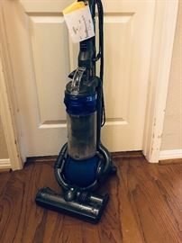 Dyson DC25 Ball All-Floors Upright Vacuum Cleaner. $125