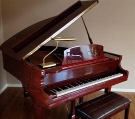 Hyundai Baby Grand Piano