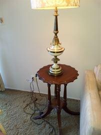 Stiffle Lamp