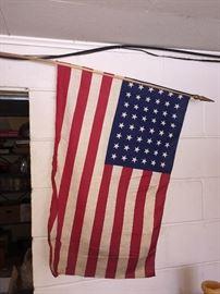 48 star flag - 2x3