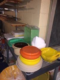 More Tupperware
