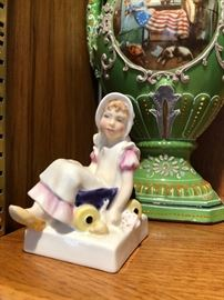 Royal Doulton Nell from the Kate Greenway collection