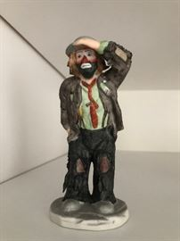 Emmet Kelly Jr. Flambo Figurine