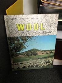 Visual Industry Wool Series book