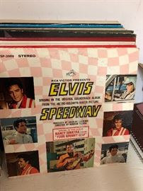 Elvis Presley RCA original Soundtrack album