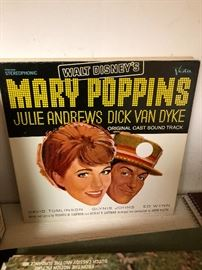 Walt Disney's Mary Poppins LP