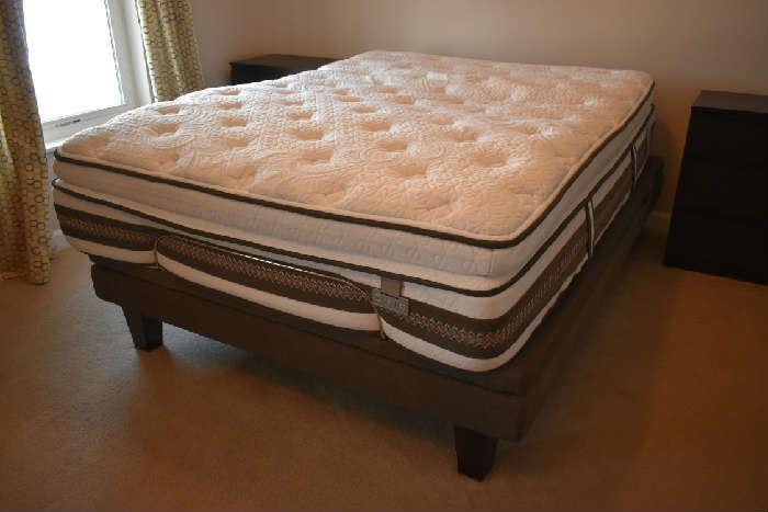 SERTA ADJUSTABLE BED I-SERIES