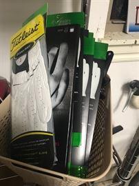 Brand New Golf Gloves