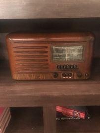 1920's Antique Radio