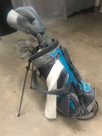 Left handed Golf Clubs with Bag