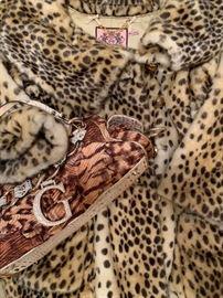 Guess, Juicy Couture, fur, cheetah, leopard, zebra