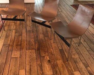 Katavolos T-chair, Set of 6