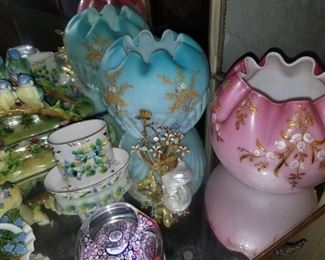 Beautiful hand painted  porcelain