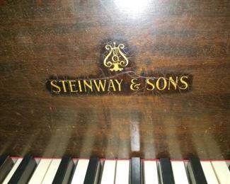 Steinway Baby Grand