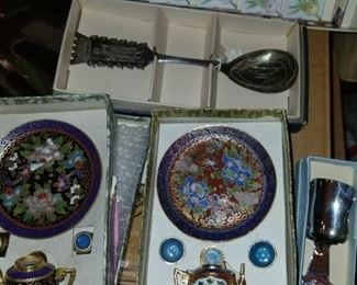 Lots of small collectibles