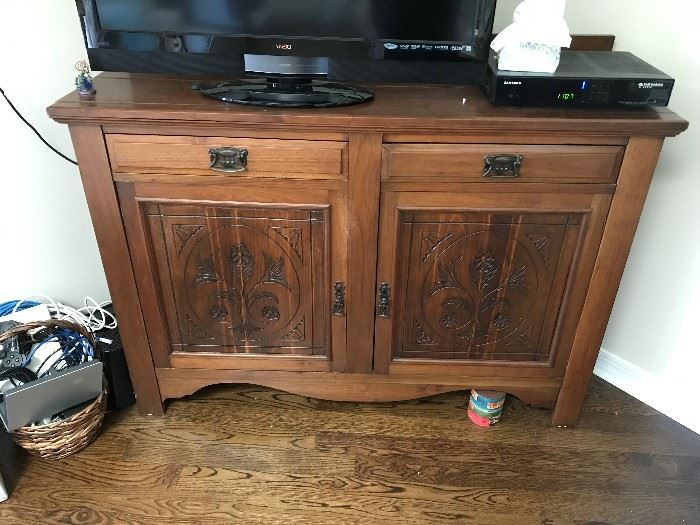 TV Stand / Cabinet $ 210.00