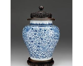 Lot 387 Fine Chinese Porcelain Vase