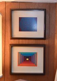 Framed Mod Prints