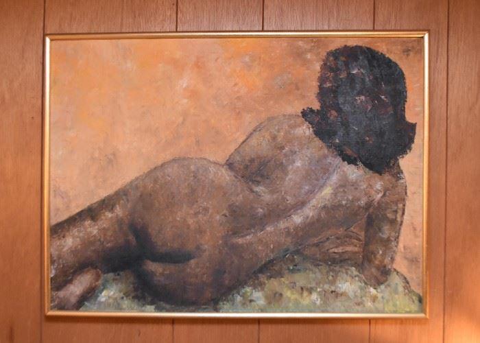 Nude Artwork / Painting