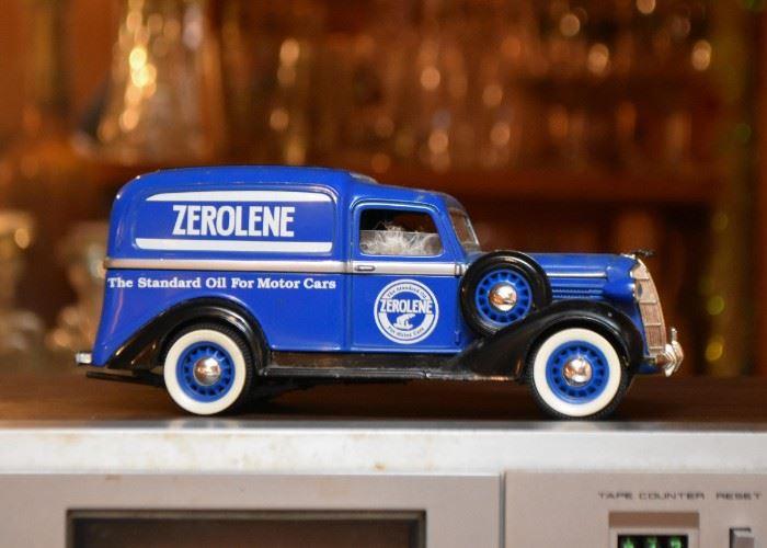 Zerolene Standard Oil  Collector Truck