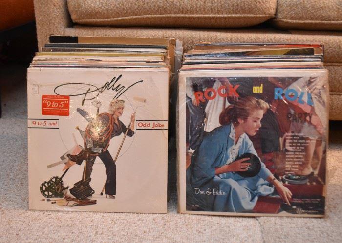 Vintage Albums / LP's