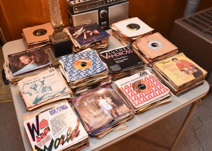 Vintage Records / 45's